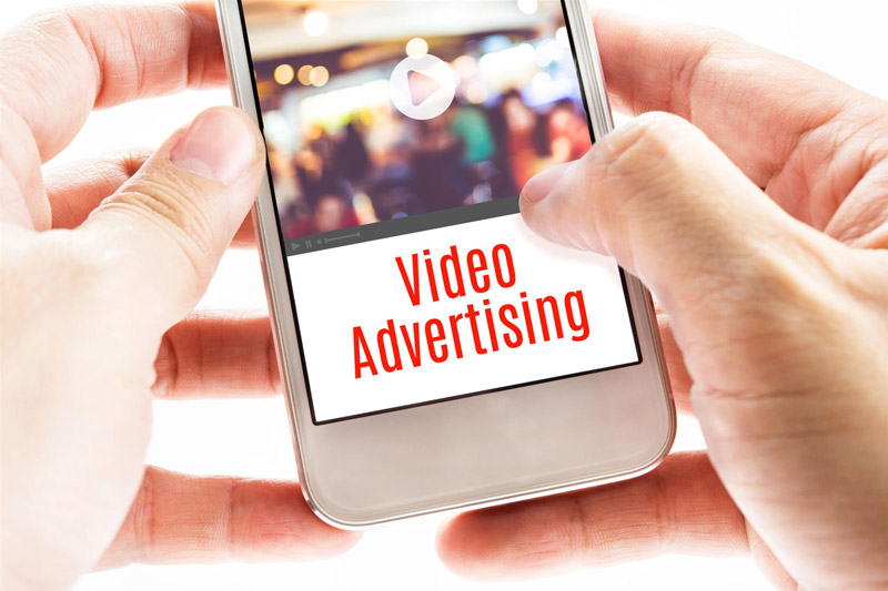 Video Advertising auf dem Handy